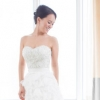 Bridal Beauty Amanda by Rhia Amio Toronto Make-up Artist.  Photography by When He Found Her.  Featured on Wedluxe's blog
