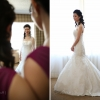 Bridal Beauty Bertha by Rhia Amio Toronto Make-up Artist.  Photography by Sharp Fluff