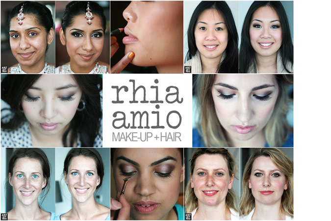 Bridal Beauty by Rhia Amio (artistrhi.com)