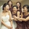 Julianne | Wedding Make-up by Rhia Amio, Toronto Make-up Artist