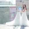 Bridal Beauty Melissa by Rhia Amio Toronto Make-up Artist
