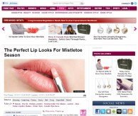 Rhia Amio Beauty Writer.  Article for Huffington Post Canada