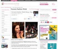 Rhia Amio Make-up Artist feature on sweetspot.ca