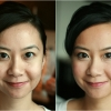 Bridal Beauty Sarah.  Make-up by Rhia Amio. (www.artistrhi.com)